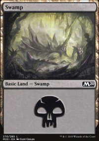 Swamp 2 - Core Set 2020