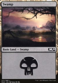 Swamp 3 - Core Set 2020