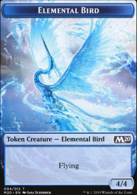 Elemental Bird - Core Set 2020