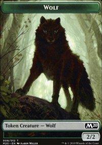 Wolf - Core Set 2020