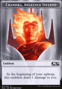 Emblem Chandra, Awakened Inferno -