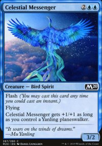Celestial Messenger - Core Set 2020
