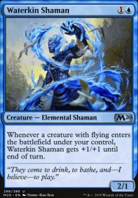 Waterkin Shaman - Core Set 2020