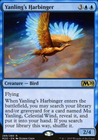 Yanling's Harbinger - Core Set 2020