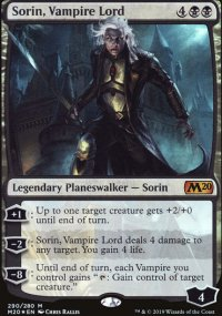 Sorin, Vampire Lord - Core Set 2020