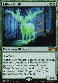 Ethereal Elk -