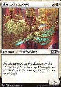 Bastion Enforcer -