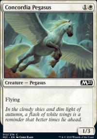 Concordia Pegasus -
