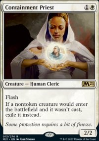 Containment Priest -