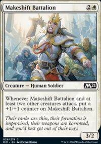 Makeshift Battalion -