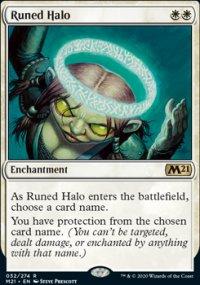 Runed Halo -