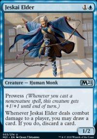 Jeskai Elder -