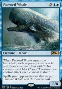 Pursued Whale 1 - Core Set 2021