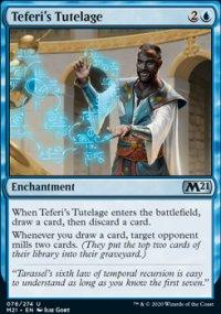 Teferi's Tutelage 1 - Core Set 2021