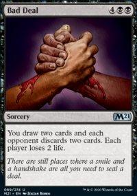 Bad Deal - Core Set 2021