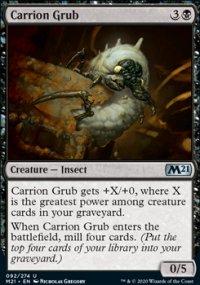 Carrion Grub - Core Set 2021