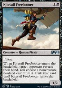 Kitesail Freebooter -