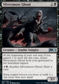 Silversmote Ghoul - Core Set 2021