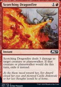 Scorching Dragonfire -