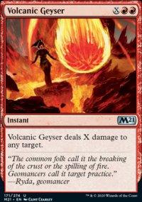 Volcanic Geyser -