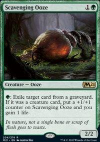 Scavenging Ooze 1 - Core Set 2021