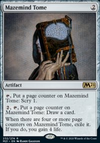 Mazemind Tome 1 - Core Set 2021