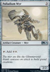 Palladium Myr -