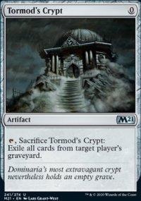 Tormod's Crypt -