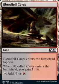 Bloodfell Caves -