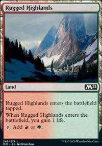 Rugged Highlands -