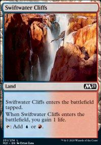 Swiftwater Cliffs -