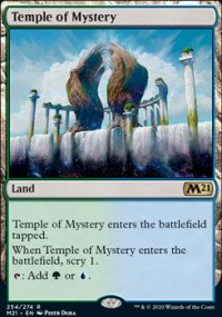 Temple of Mystery -