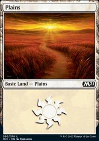 Plains 1 - Core Set 2021