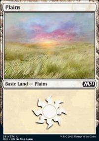 Plains 2 - Core Set 2021