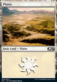 Plains 3 - Core Set 2021