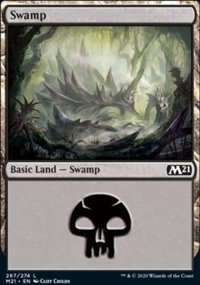 Swamp 2 - Core Set 2021
