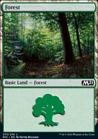 Forest 2 - Core Set 2021