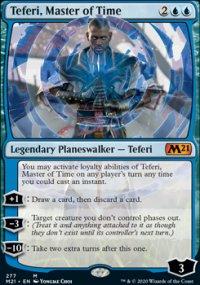 Teferi, Master of Time -