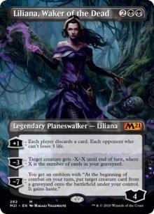 Liliana, Waker of the Dead 2 - Core Set 2021