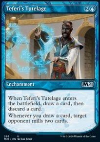 Teferi's Tutelage -