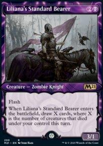 Liliana's Standard Bearer -