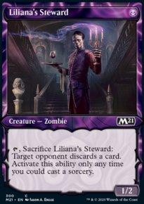Liliana's Steward -
