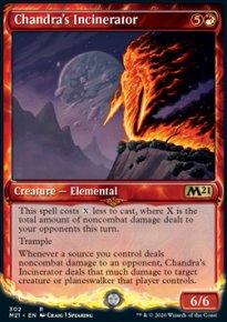 Chandra's Incinerator -