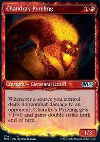 Chandra's Pyreling -