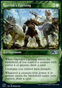 Garruk's Uprising -