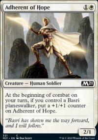 Adherent of Hope - Core Set 2021