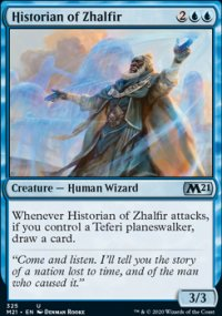 Historian of Zhalfir - Core Set 2021