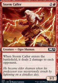 Storm Caller - Core Set 2021
