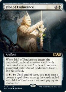 Idol of Endurance -