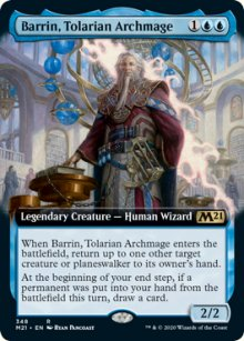 Barrin, Tolarian Archmage -